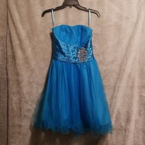 May Queen Couture Prom Dress